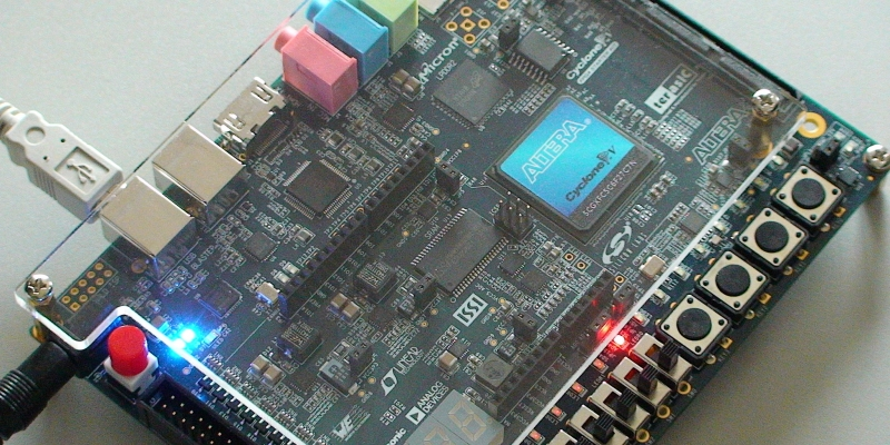 Getting Started with FPGAs and Cx - Altera Edition
