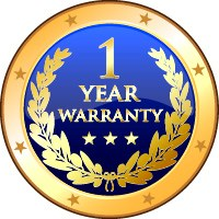 Full 1 year warranty